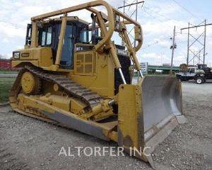 Caterpillar D6TXL Crawler Dozer