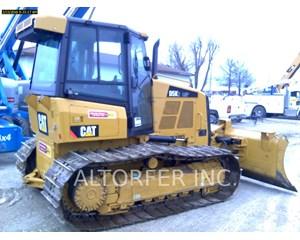 Caterpillar D5K2 LGP Crawler Dozer