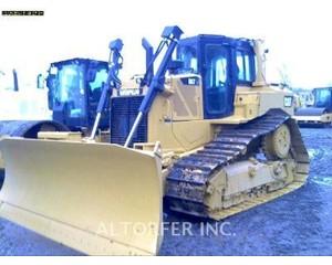 Caterpillar D6T XW PAT Crawler Dozer