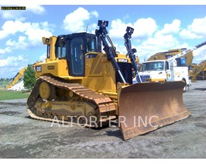 Caterpillar D6T XWPATW Crawler Dozer