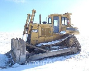 Caterpillar D7H Crawler Dozer
