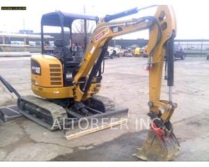 Caterpillar 302.7D CR Crawler Excavator