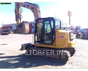 Caterpillar 308E2CR SB Crawler Excavator