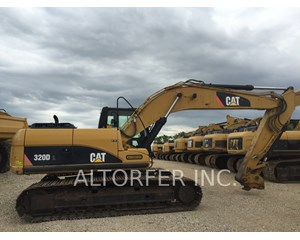 Caterpillar 320DL Crawler Excavator