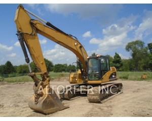 Caterpillar 320DL RR Crawler Excavator