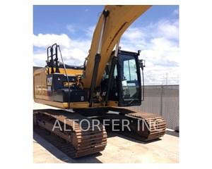 Caterpillar 320EL Crawler Excavator