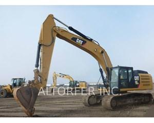 Caterpillar 336EL Crawler Excavator