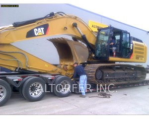 Caterpillar 336EL H Crawler Excavator