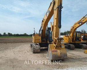 Caterpillar 320DL RRTH Excavator