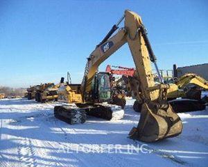 Caterpillar 320DL TH Excavator