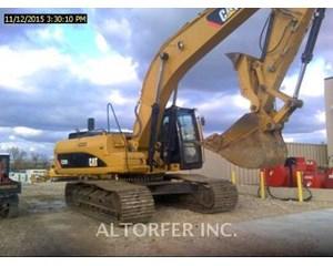 Caterpillar 329DL TH Excavator