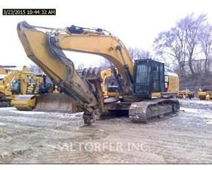 Caterpillar 336EL TH Excavator