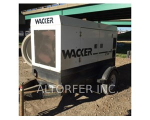 Wacker Corporation G85 Generator Set