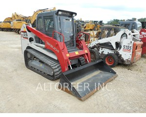 Takeuchi MFG. CO. LTD. TL12 Skid Steer Loader