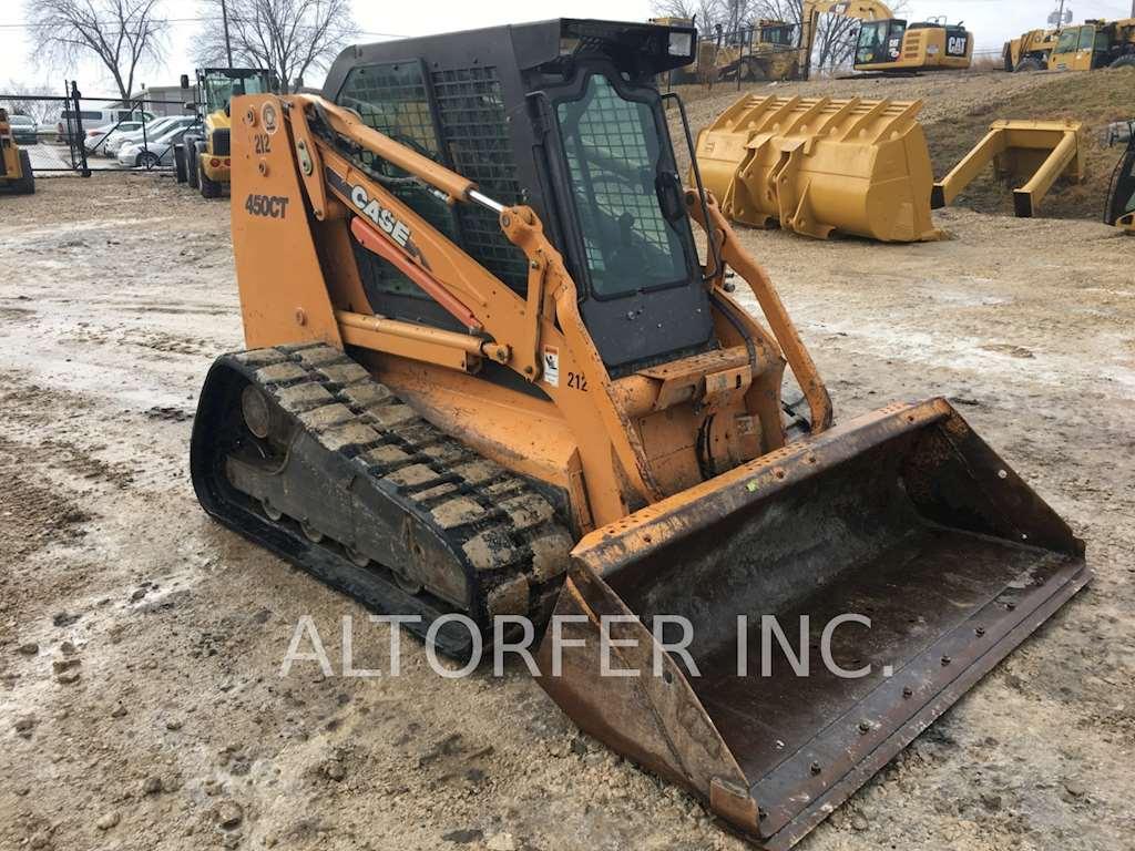 450ct case skid loader