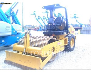 Caterpillar CP44 Smooth Drum Compactor