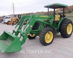 Deere 5075M Tractor