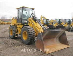 Caterpillar 924H Wheel Loader