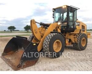 Caterpillar 930K Wheel Loader