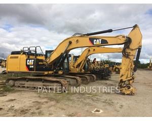 Caterpillar 324EL HMR Crawler Excavator