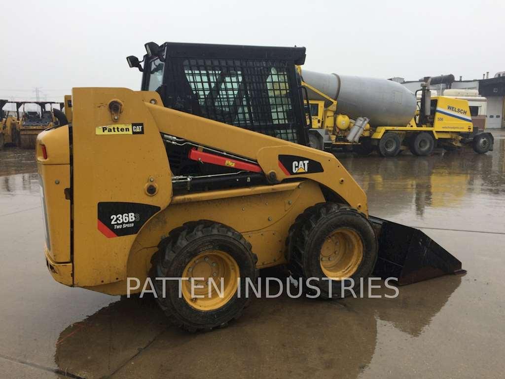 Skid Steer Air Conditioner : Caterpillar b skid steer for sale hours