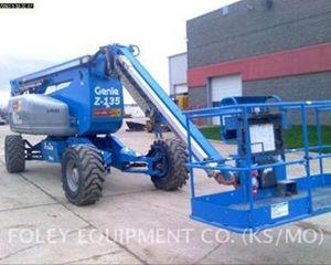 Genie Industries Z-135W Boom Lift