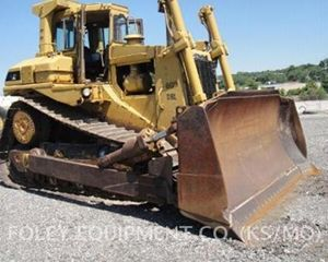 Caterpillar D8L Crawler Dozer