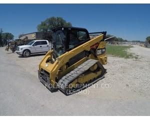 Caterpillar 289D Crawler Dozer