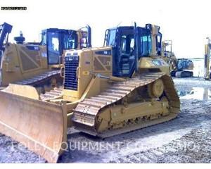 Caterpillar D6NLGPDSVP Crawler Dozer