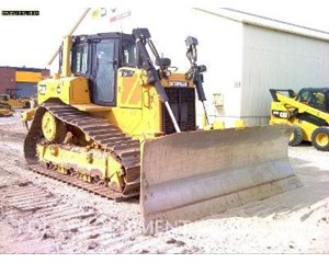 Caterpillar D6TXWDSVP Crawler Dozer