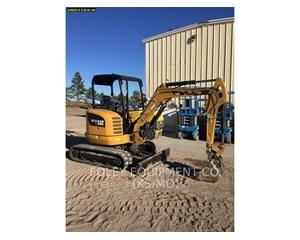 Caterpillar 302.7DCRLO Crawler Excavator