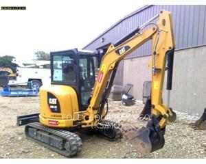 Caterpillar 303.5ECRLC Crawler Excavator