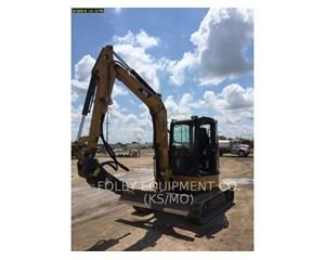 Caterpillar 305.5ECRLC Crawler Excavator