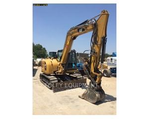 Caterpillar 308E2CRSBL Crawler Excavator