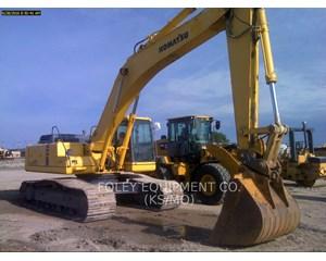 Komatsu PC300LC-6LE Crawler Excavator
