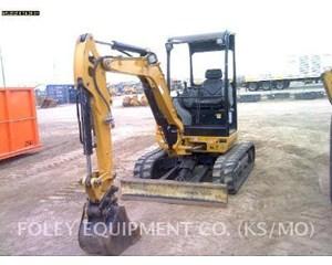 Caterpillar 302.7DCRLO Excavator
