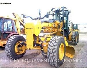 Caterpillar 140MAWD Motor Grader