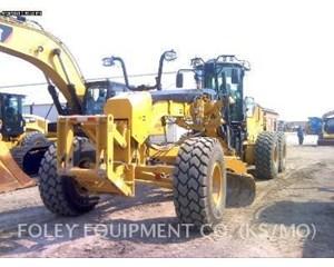 Caterpillar 14M Motor Grader