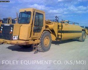 Caterpillar 613CWW Scraper
