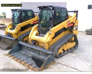 Caterpillar 259DSTD2CA Skid Steer Loader