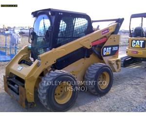 Caterpillar 262DSTD2CA Skid Steer Loader