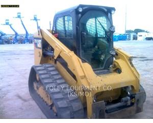Caterpillar 279DSTD2CA Skid Steer Loader