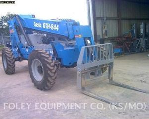 Genie Industries GTH844 Telescopic Forklift
