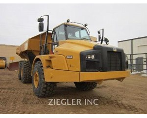 Caterpillar 740B Articulated Truck
