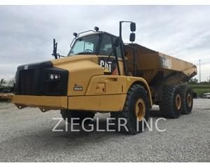 Caterpillar 740B Articulated Truck