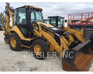 Caterpillar 420FITH2 Backhoe