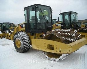 Caterpillar CP56 Compactor / Roller