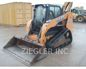 CASE TR310 Crawler Dozer