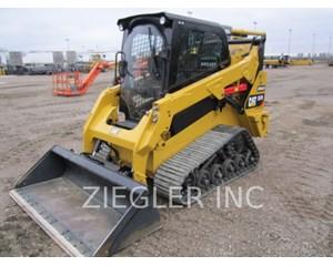 Caterpillar 257DW Crawler Dozer