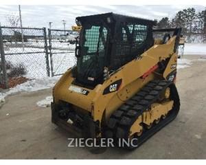 Caterpillar 259B3 Crawler Dozer